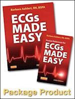 ECGs Made Easy - Book and Pocket Reference Package af Barbara J Aehlert