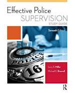 Effective Police Supervision Study Guide af Larry Miller