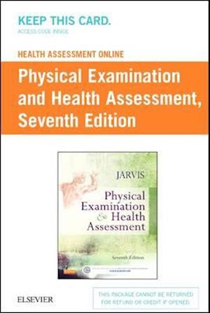 Physical Examination and Health Assessment Access Code af Carolyn Jarvis