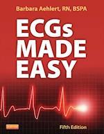 ECGs Made Easy - Elsevieron VitalSource af Barbara J Aehlert