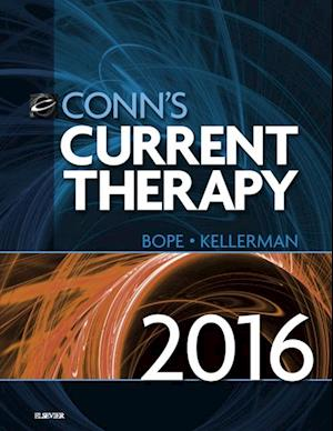 Conn's Current Therapy 2016 af Edward T. Bope