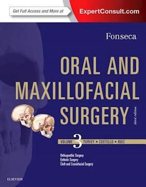Oral and Maxillofacial Surgery af Raymond J. Fonseca