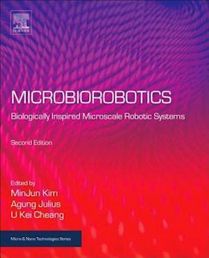 Bog, hardback Microbiorobotics af Minjun Kim