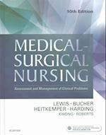 Medical-Surgical Nursing - Single Volume Text and Elsevier Adaptive Quizzing - Nursing Concepts Package