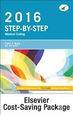 Step-By-Step Medical Coding 2016 Edition - Text, Workbook, 2017 ICD-10-CM for Physicians Professional Edition, 2016 HCPCS Professional Edition and AMA