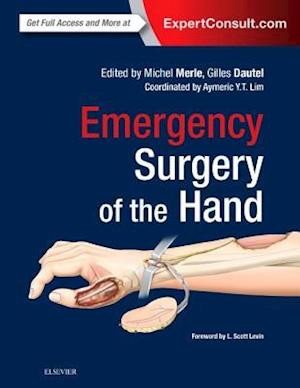 Emergency Surgery of the Hand af Michel Merle