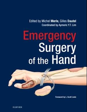 Emergency Surgery of the Hand af Michel Merle, Gilles Dautel