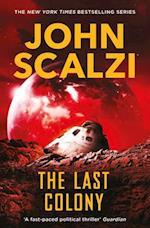 Last Colony af John Scalzi