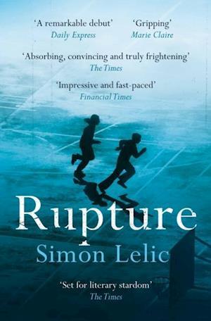 Rupture af Simon Lelic
