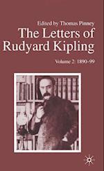 The Letters of Rudyard Kipling af Thomas Pinney, Rudyard Kipling
