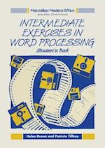 Intermediate Exercises in Word Processing