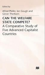 Can the Welfare State Compete? af Goran Therborn, Ian Gough, Alfred Pfaller