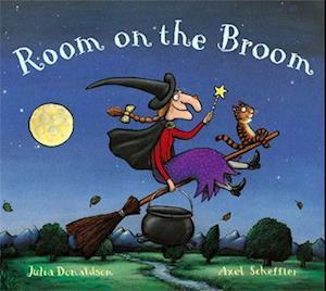 Room on the Broom af Julia Donaldson, Axel Scheffler