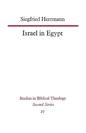 Israel in Egypt af Siegfried Herrmann