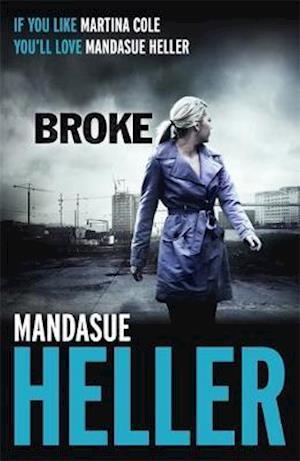 Broke af Mandasue Heller