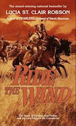 Ride the Wind af Lucia St Clair Robson