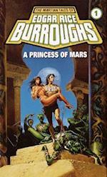 A Princess of Mars af Edgar Rice Burroughs