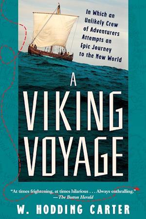 Bog, paperback A Viking Voyage af W. Hodding Carter