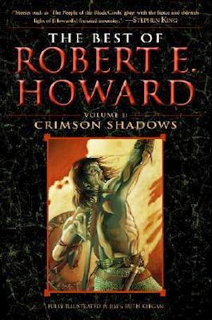 Crimson Shadows af Robert E. Howard