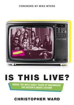 Is This Live? af Christopher Ward
