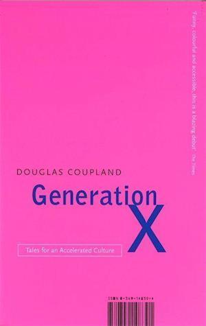 Generation X af Douglas Coupland