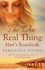 One Real Thing (Harts Boardwalk)