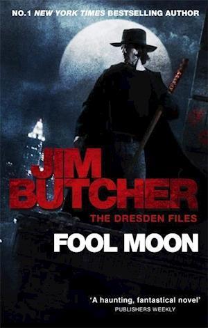 Fool Moon af Jim Butcher