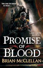 Promise of Blood af Brian Mcclellan