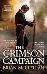 The Crimson Campaign af Brian Mcclellan