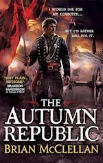 The Autumn Republic af Brian Mcclellan