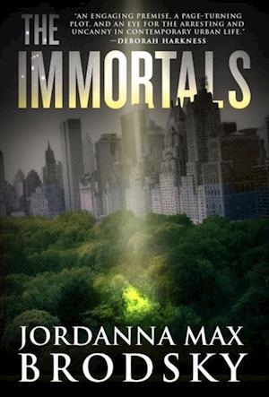 Immortals af Jordanna Max Brodsky