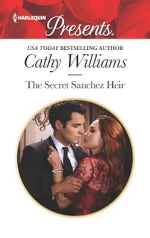 Bog, paperback The Secret Sanchez Heir af Cathy Williams