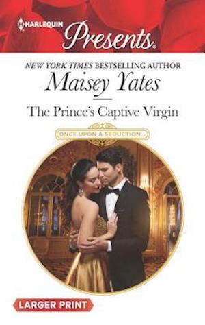 Bog, paperback The Prince's Captive Virgin af Maisey Yates