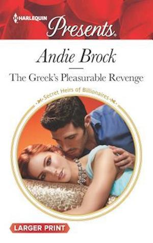 Bog, paperback The Greek's Pleasurable Revenge af Andie Brock