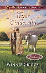 Texas Cinderella (Love Inspired Historical)
