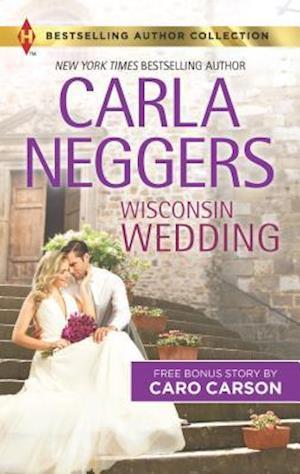 Bog, paperback Wisconsin Wedding af Carla Neggers