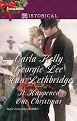 It Happened One Christmas af Ann Lethbridge, Carla Kelly, Georgie Lee