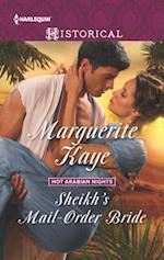 Sheikh's Mail-Order Bride (Harlequin Historical)