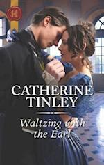 Waltzing with the Earl af Catherine Tinley