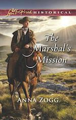 The Marshal's Mission af Anna Zogg