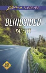 Blindsided (Love Inspired Suspense)
