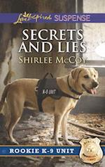 Secrets and Lies (Love Inspired Suspense)
