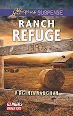 Ranch Refuge (Love Inspired Suspense)