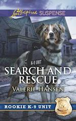 Search and Rescue (Love Inspired Suspense)