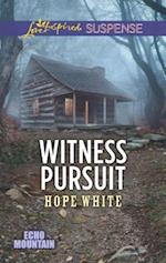 Witness Pursuit (Love Inspired Suspense)