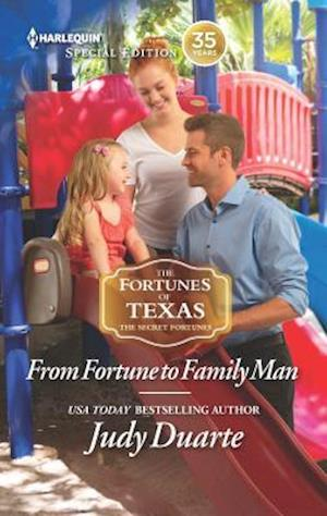 Bog, paperback From Fortune to Family Man af Judy Duarte