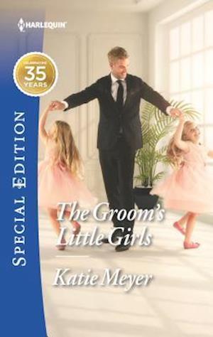 Bog, paperback The Groom's Little Girls af Katie Meyer