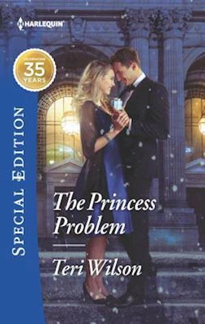 Bog, paperback The Princess Problem af Teri Wilson