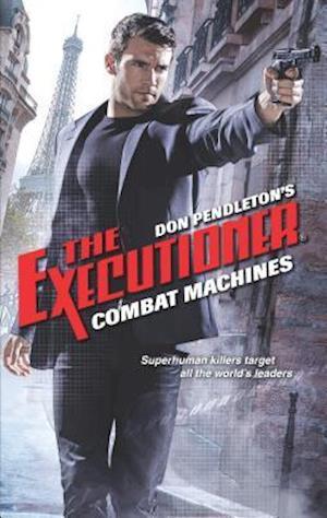 Bog, paperback Combat Machines af Don Pendleton