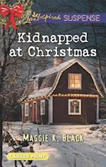 Kidnapped at Christmas (Love Inspired Suspense (Large Print))